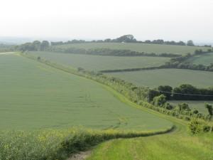 2500 acres of farmland to ride around